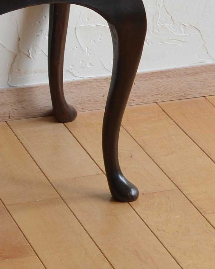 q-942-f アンティークブックケースの脚