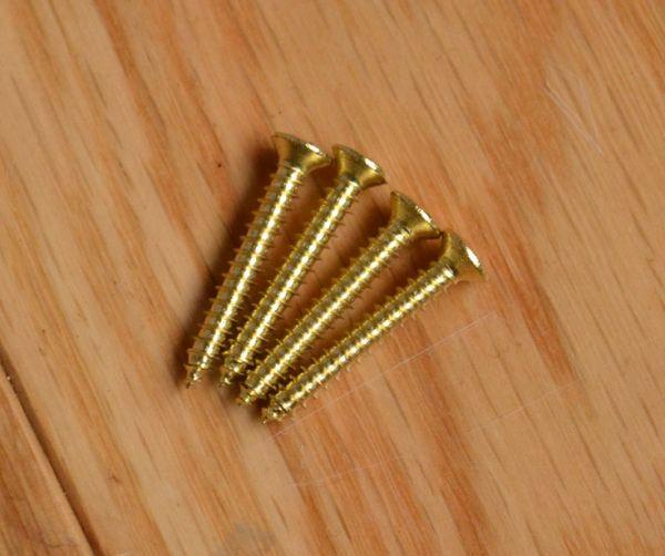 sa-235 トイレットペーパーホルダー(ゴールド)のビス