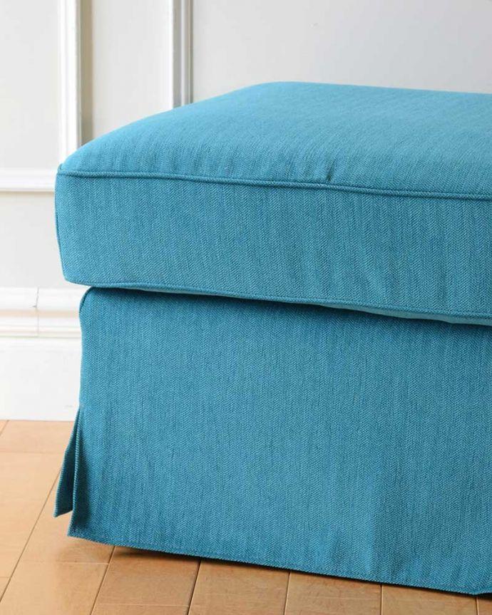 アンティーク風の椅子 アンティーク風 お家の洗濯機で洗えるHandleオリジナルスツール どんなお部屋にも似合いますどんなお部屋でも合わせやすいシンプルで上品なデザインに仕上がりました。(test-h-3)