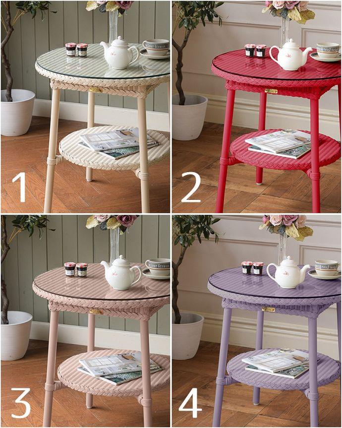ロイドルームのサイドテーブル、8色から選べるHandleオリジナルのロイドルーム
