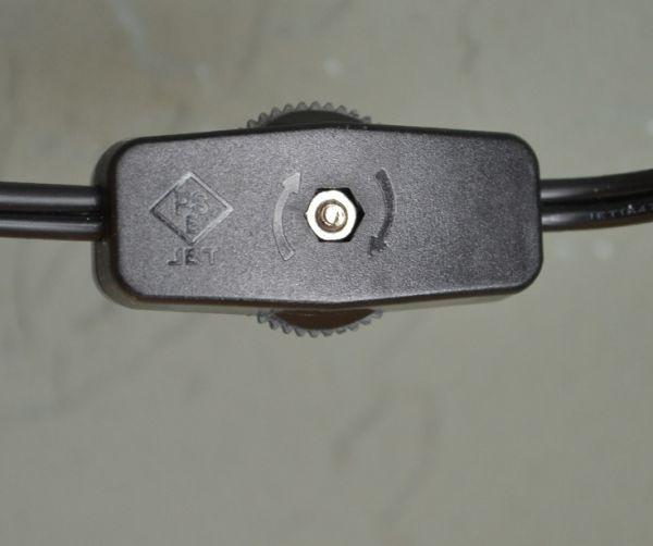 pl-122 エンジェルランプのダイヤル