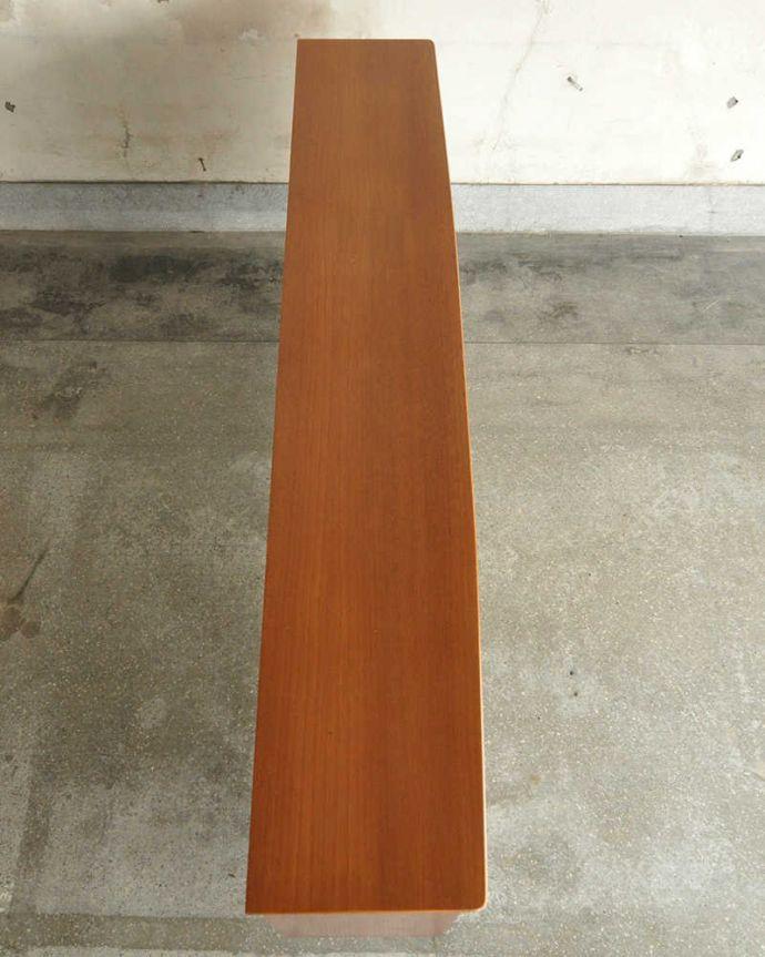 x-1039-f ヴィンテージサイドボードの天板