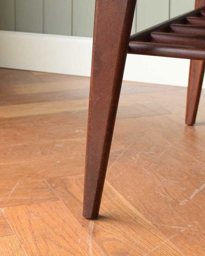 x-1124-f ヴィンテージコーヒーテーブルの脚