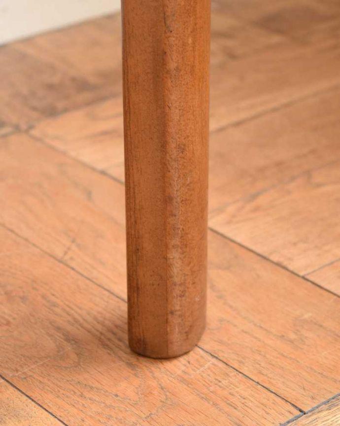 x-1177-f  アンティークオケージョナルテーブルの脚
