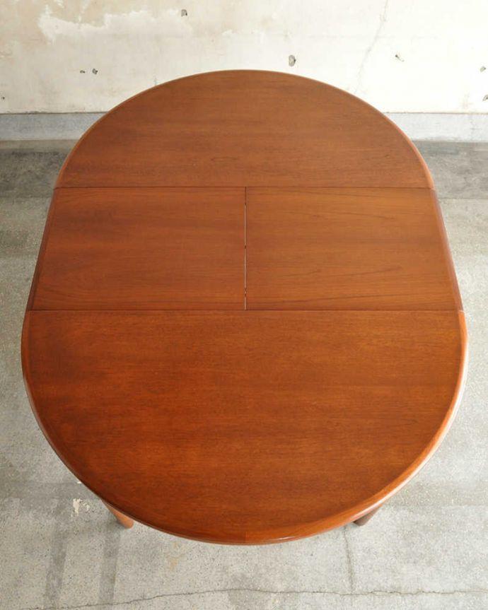 x-1183-f ビンテージダイニングテーブルの天板