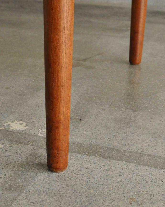 x-1183-f ビンテージダイニングテーブルの脚