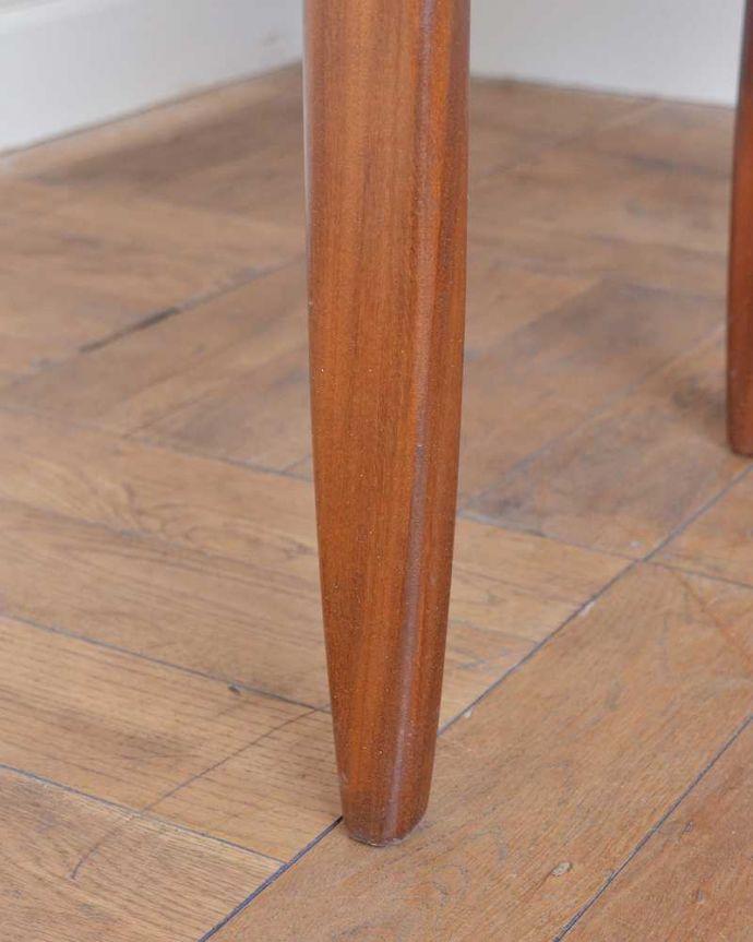 x-1187-f ドレッシングチェストの脚