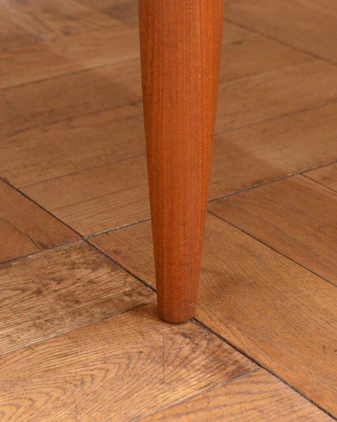 x-1208-f アンティークデスクの脚