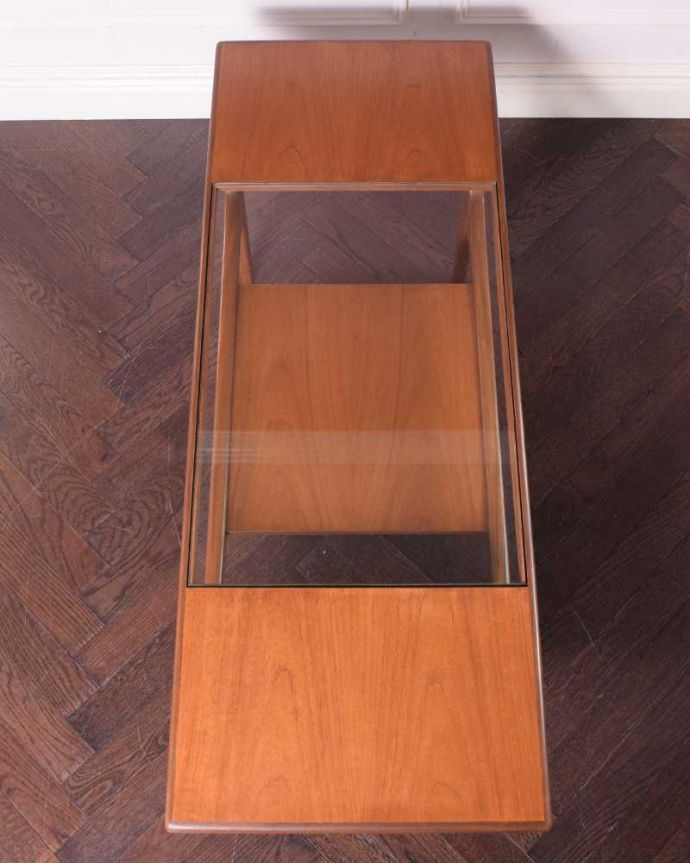 x-1209-f  アンティークオケージョナルテーブルの天板