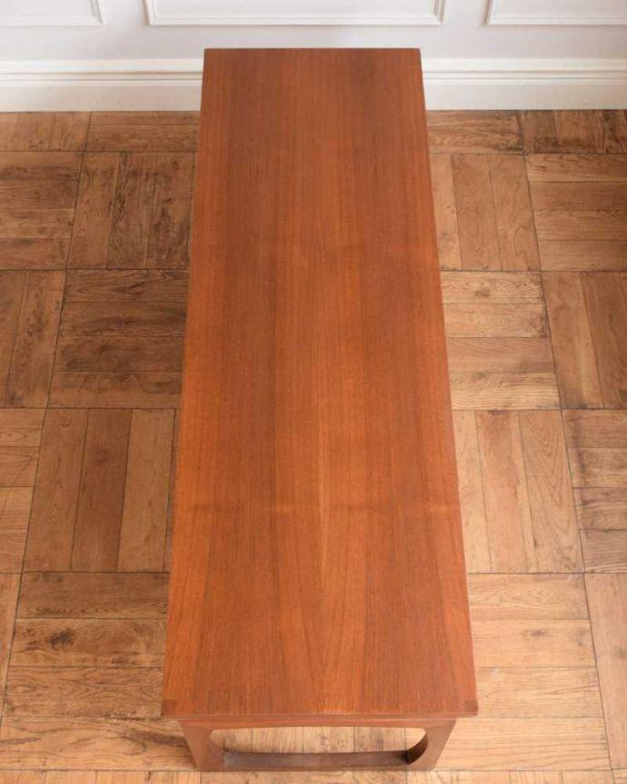 x-1210-f ヴィンテージコーヒーテーブルの天板