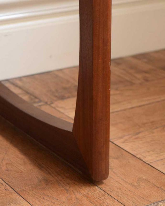x-1210-f ヴィンテージコーヒーテーブルの脚