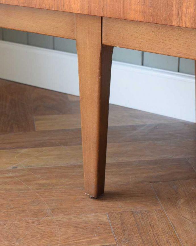 x-1238-f ヴィンテージサイドボードの脚
