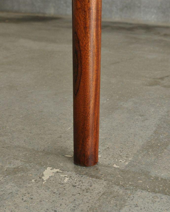 x-1239-f ビンテージダイニングテーブルの脚