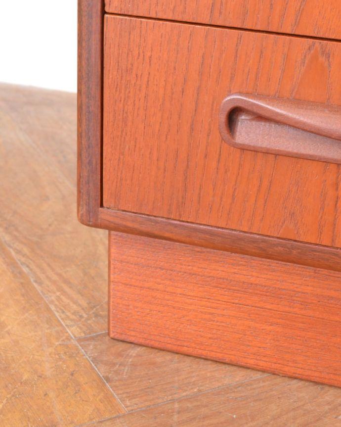 ビンテージ家具の脚