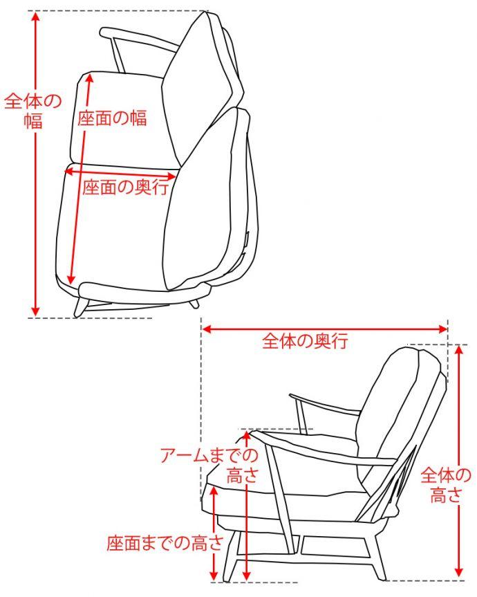 アーコールの家具 アンティーク チェア 高い背もたれでゆっくりくつろげる・・・アーコールの2人掛けソファ。。(x-487-c)