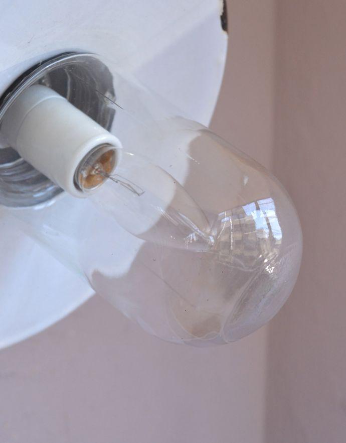x-694-z アンティークポーチライト・グリーン(外灯)の電気