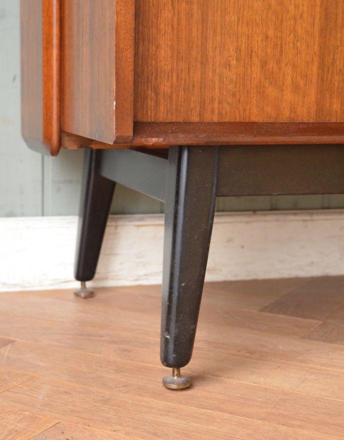 x-713-f イギリス チーク ディバイダーの脚