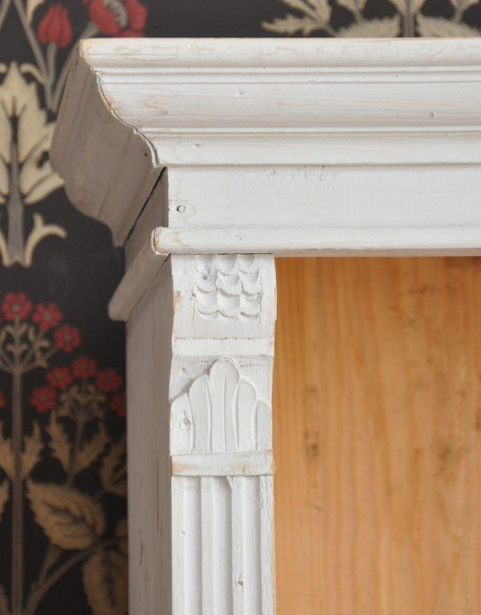 x-789-f アンティークキャビネットの装飾1