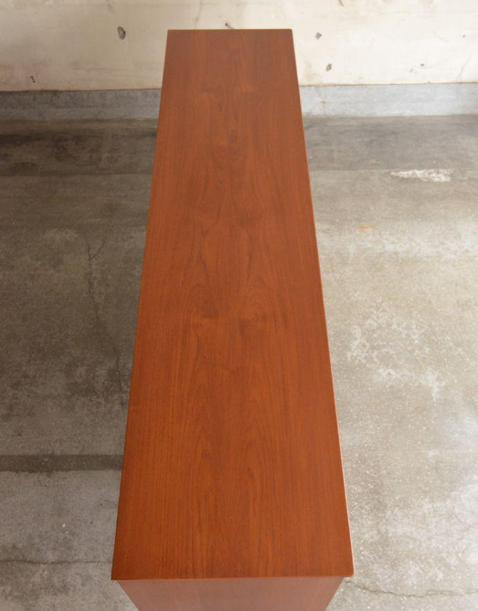 x-805-f ヴィンテージサイドボードの天板