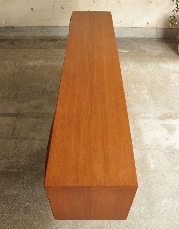 x-809-f ヴィンテージサイドボードの天板