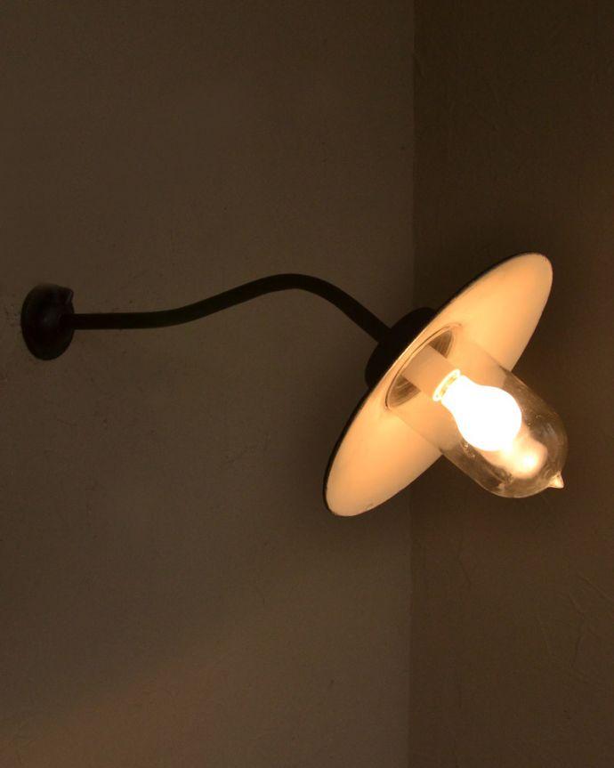 壁付けブラケット 照明・ライティング アンティークウォールデッキランプ、ポーチライト(外灯)(E26球付)。。(x-866-z)