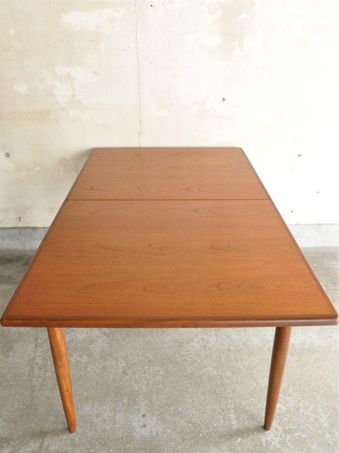 x-871-f ビンテージダイニングテーブルの天板