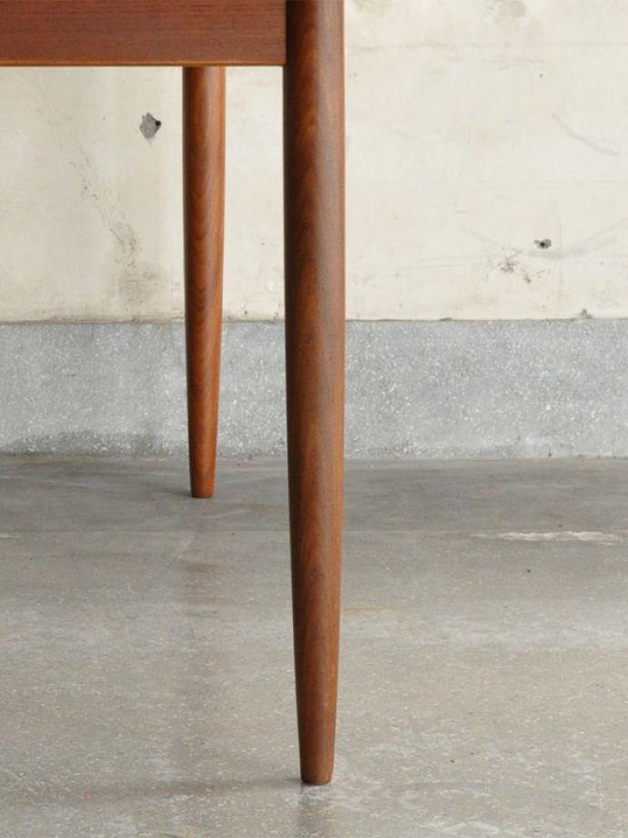 x-871-f ビンテージダイニングテーブルの脚