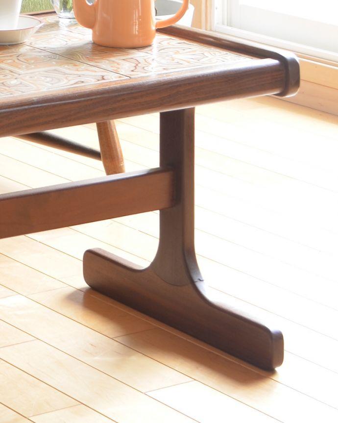 x-924-f ヴィンテージセンターテーブルの脚