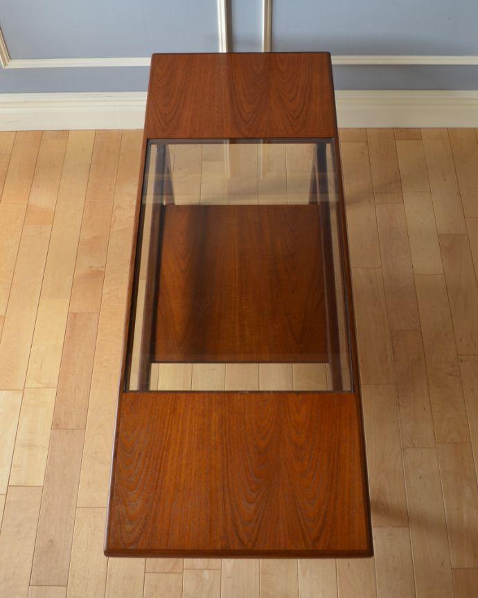 x-943-f ヴィンテージG-planセンターテーブル(リビングテーブル)の天板