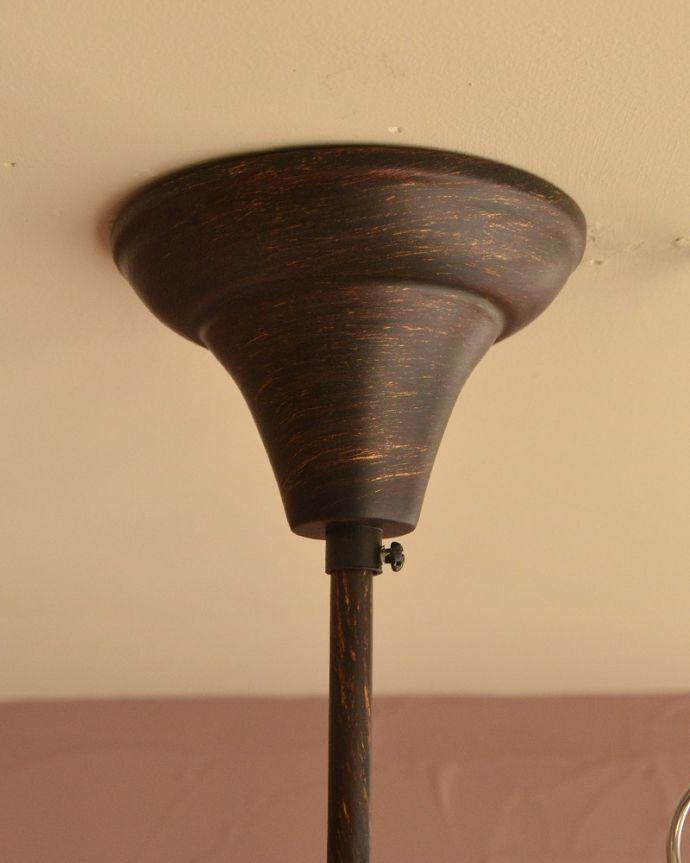 シャンデリア 照明・ライティング アンティーク風のシェード付きシャンデリア(8灯)(E17電球付)。カバーも付いています。(cr-502)