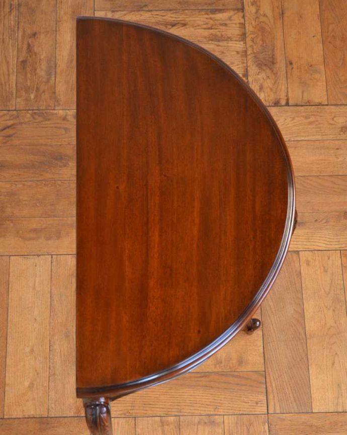 y-114-f アンティーク風コンソールテーブルの天板