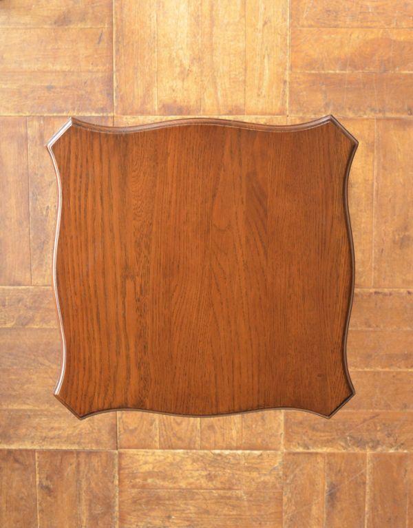 y-140-f アンティークオ風ケージョナルテーブルの天板