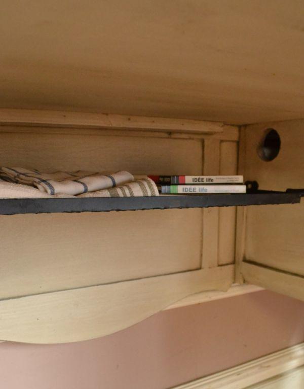 y-167-f アンティーク風デスクの棚