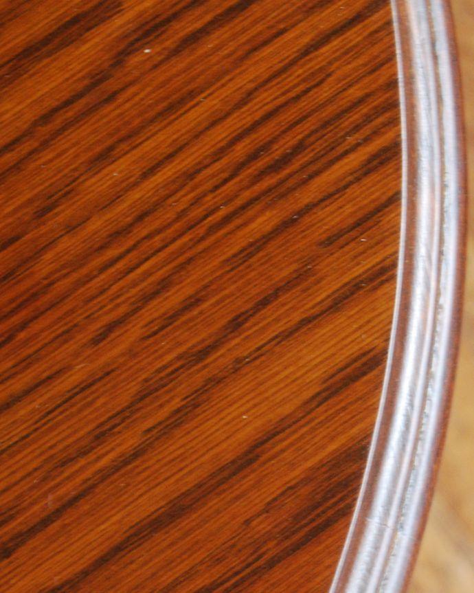 y-192-f アンティークワインテーブルの縁