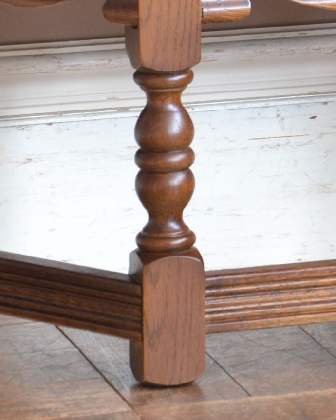 y-207-f アンティーク風コンソールテーブルの脚