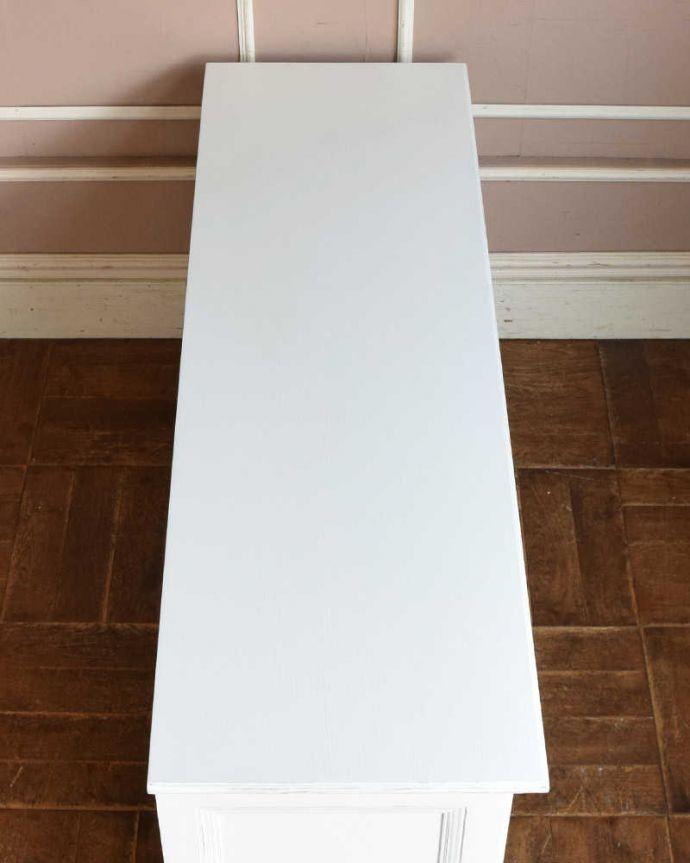 y-252-f ヴィンテージサイドボードの天板