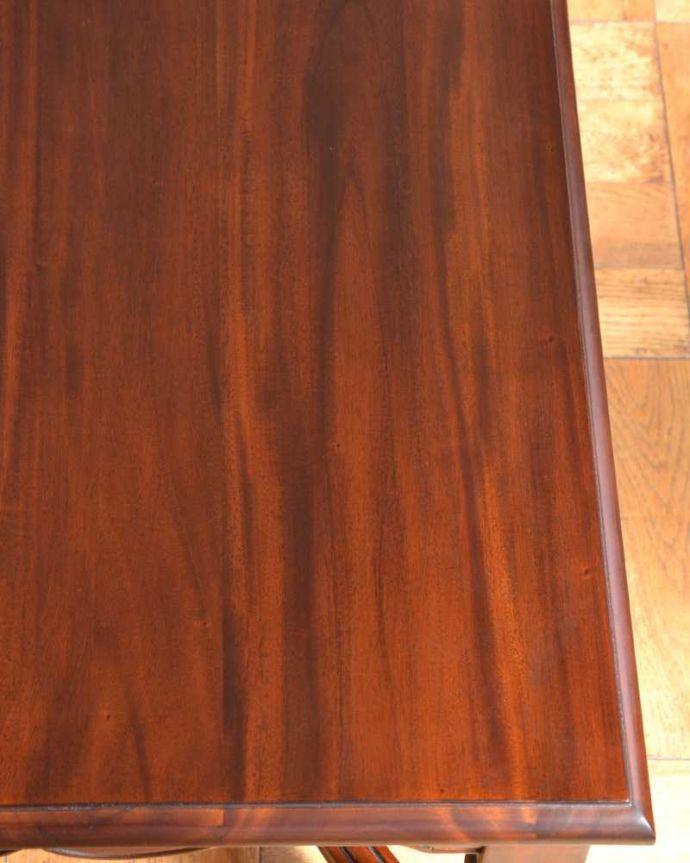 y-292-f ヴィンテージコーヒーテーブルの天板ズーム
