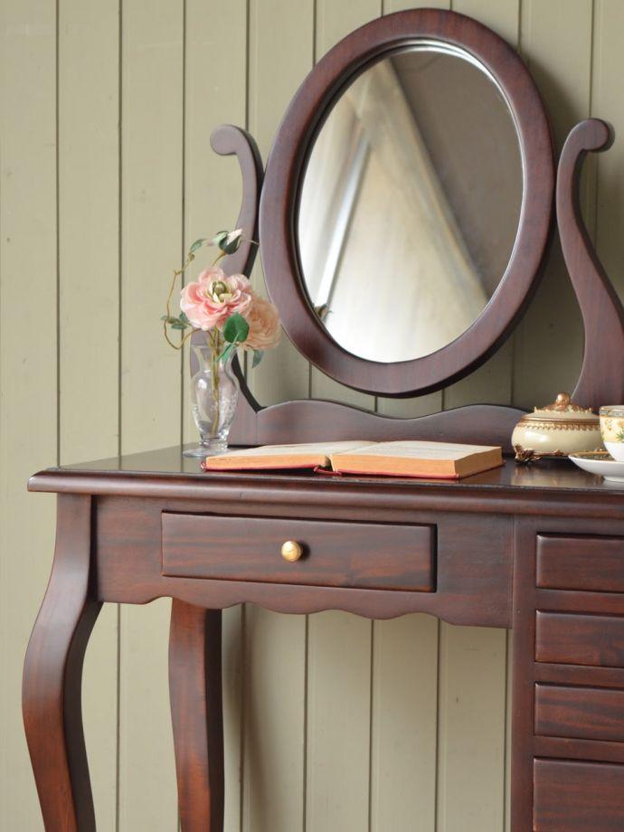 アンティーク家具風のおしゃれなデザイン