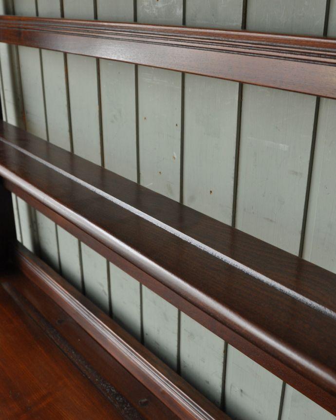 z-003-f アンティークアーコールカップボード(シェルフ)の棚