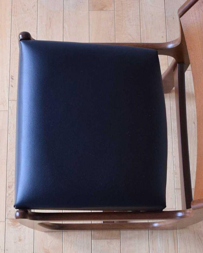 z-034-c ヴィンテージチェアの座面
