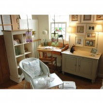 ●ハンドルスタッフによる空間スタイリングのご提案●自分だけのお部屋をイメージしてみました。素敵な子供部屋としてもいかがでしょう。