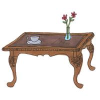 コーヒーテーブル-4s