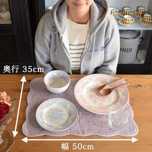 食事をするときの1人分に必要なサイズ