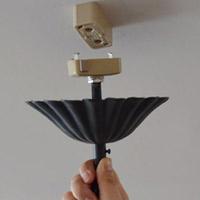 照明器具の取り付け方の基本