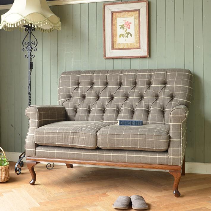 オールドチャームのソファ