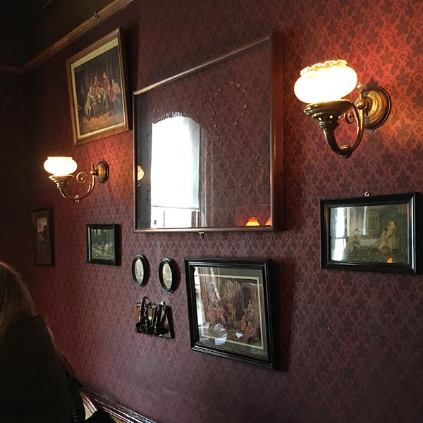 シャーロック・ホームズミュージアム、マスグレイヴ家の儀式書