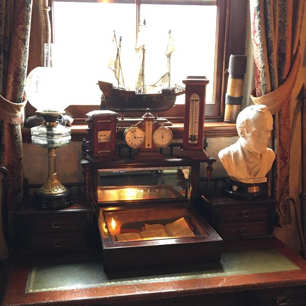 ワトソンの書斎「Dr. Watson's room」