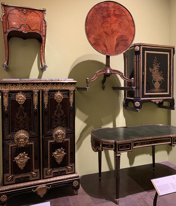 V&A博物館、ルーテーブル、ティルトップ