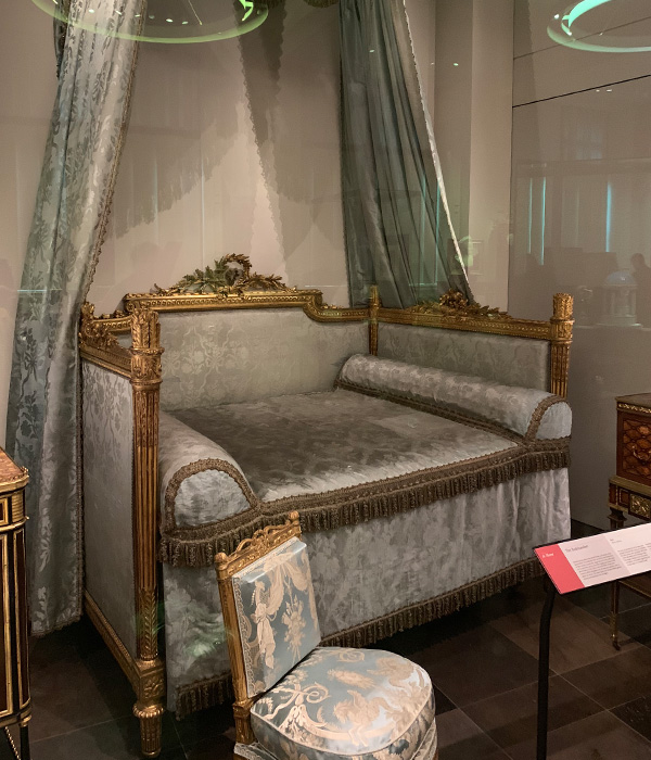 ヴィクトリア&アルバート博物館、イギリス旅行、世界各地の椅子