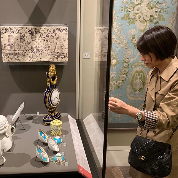 V&A Museum、陶磁器